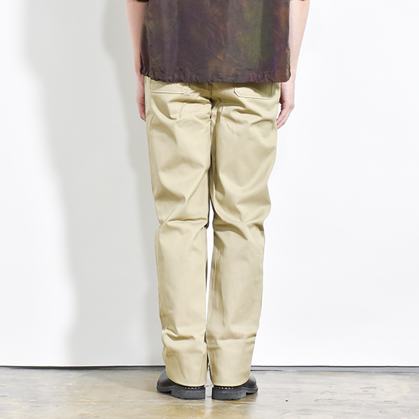(military332)DEAD STOCK US ARMY PX CHINO TROUSERS (デッドストックアメリカ軍PXチノトラウザー)【宅配便送料無料】