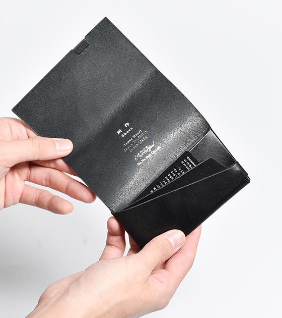 (sho-ca1a)所作/shosa(しょさ)ベーシックカードケース