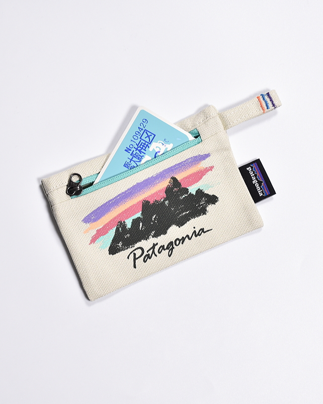 (59265) patagonia (パタゴニア) Small Zipperd Pouch (スモール・ジッパード・ポーチ) 【メール便対応可】