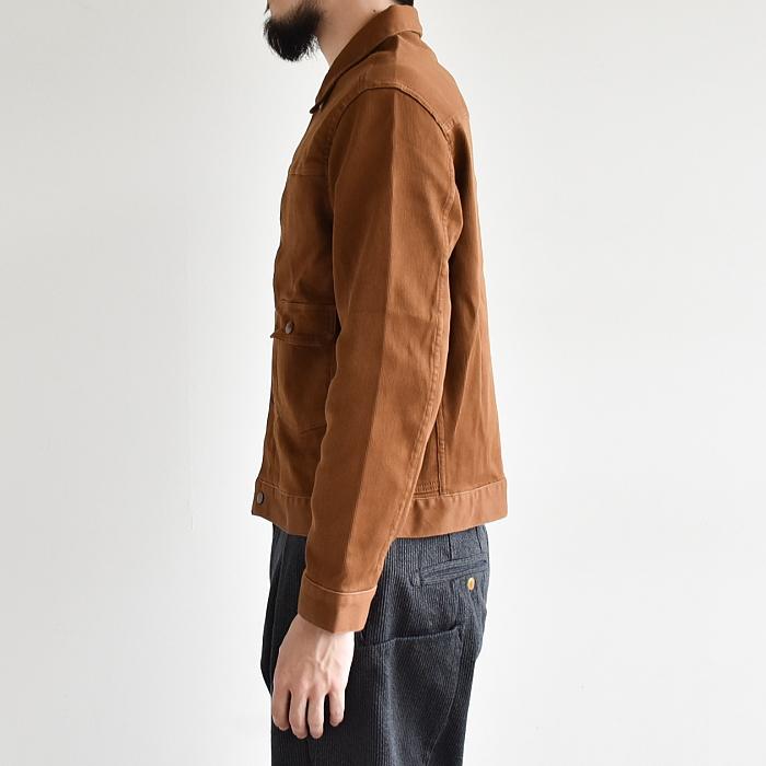(SF-191498) SASSAFRAS (ササフラス) Gardener Jacket (ガーデナージャケット)【宅配便送料無料】