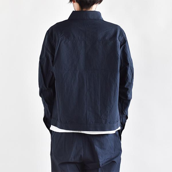 (10121105)Si(エスアイ)Cotton Linen Short Jacket(コットンリネンショートジャケット)【宅配便送料無料】
