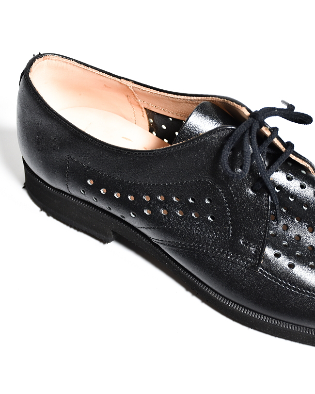◎◎◎(MILITARY275) DEADSTOCK (デッドストック) CZECH ARMY PARADE SHOES (チェコ軍パレードシューズ)【WINTER SALE 50%OFF】
