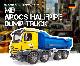bruder ブルーダー MB Arocs ハーフパイプダンプトラック BR03623 正規販売店