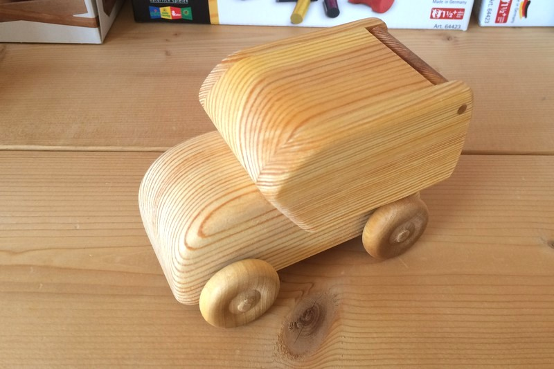 北欧の郵便車・小