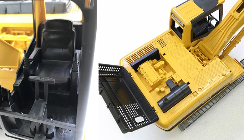 bruder ブルーダー CAT ショベル BR02438 正規販売店