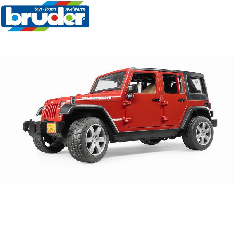 bruder ブルーダー Jeep Rubicon ルビコン Wrangler ラングラー BR02525 正規販売店 ジープ