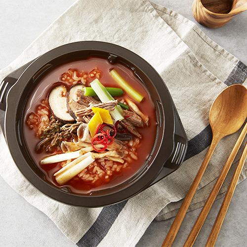 【冷凍便】特製自家 ユッケジャン スープ 500g