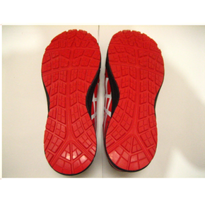 アシックス(asics)安全靴/ウィンジョブCP103/FCP103/レッド×ホワイト2301
