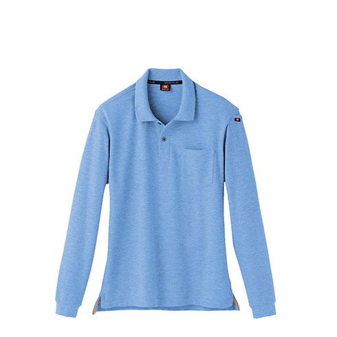 BURTLE バートル 505 長袖ポロシャツ