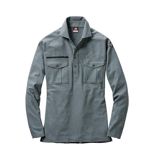 BURTLE バートル 705 長袖ニットシャツ