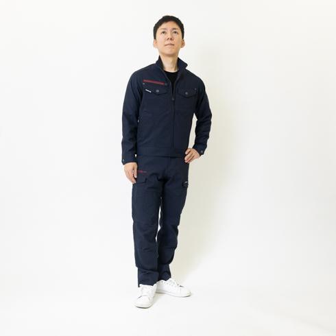 BURTLE バートル 7041 7042 上下セット 春夏 作業着 作業服 ブルゾン カーゴパンツ