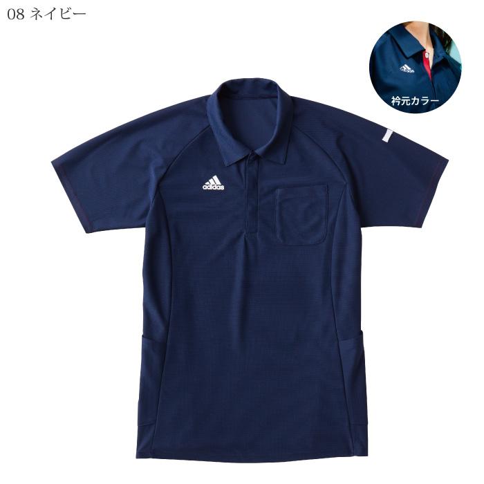 [アディダス] SCS730 ポロシャツ(男女兼用)