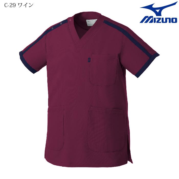 [ミズノ] MZ0090 スクラブ(兼用)