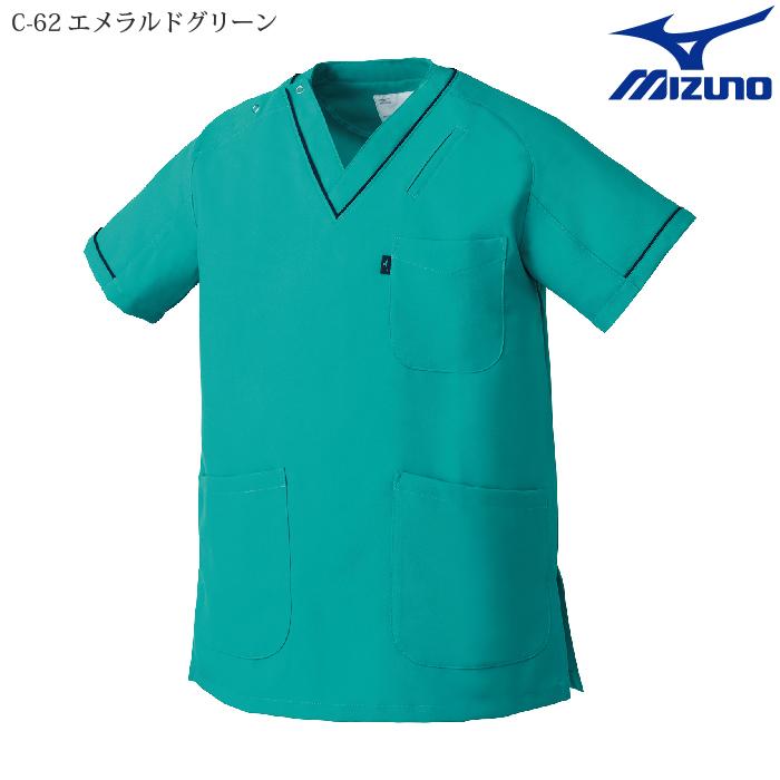 [ミズノ] MZ0092 スクラブ(兼用)
