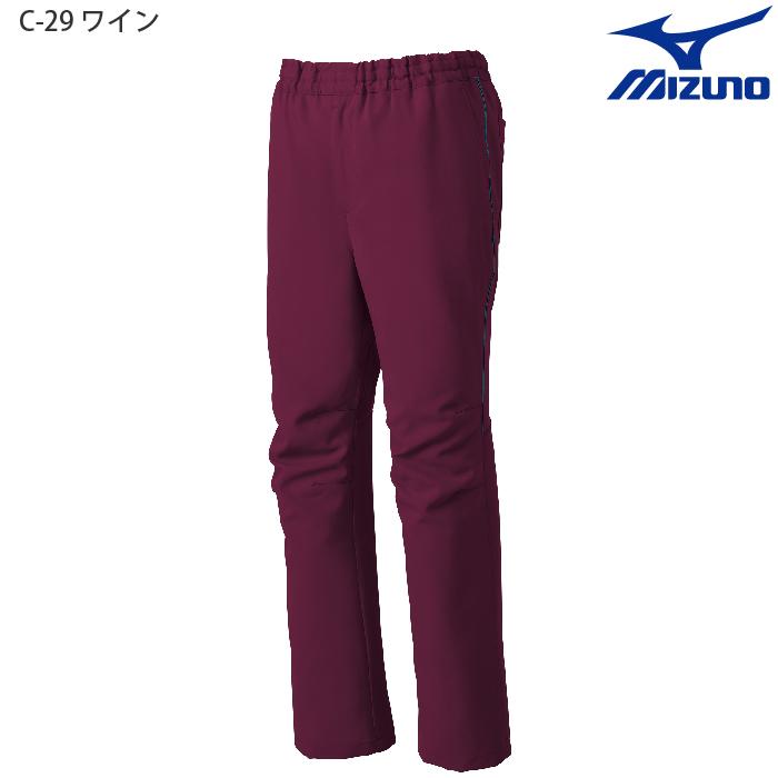 [ミズノ] MZ0093 スクラブパンツ(兼用)