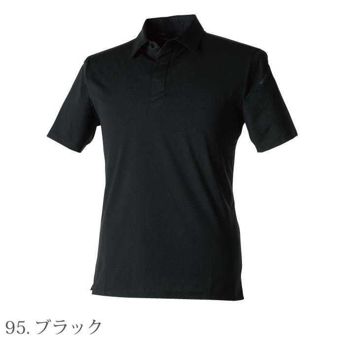 [TS Design] 91055 TS 4D メンズショートポロシャツ