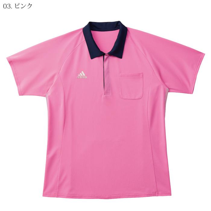 [アディダス] SCS733 ポロシャツ(男女兼用)