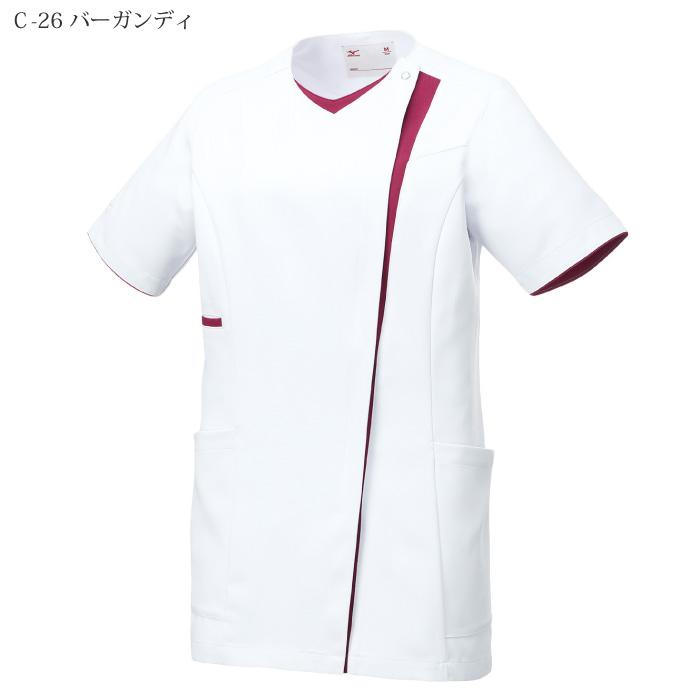[ミズノ] MZ0163 スクラブジャケット(女)