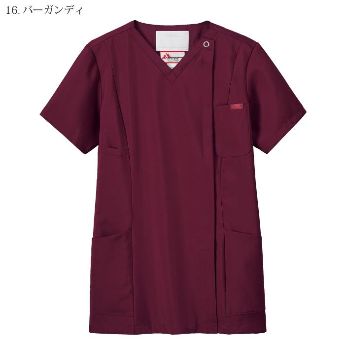 [FOLK] 7063SC レディスジップスクラブ