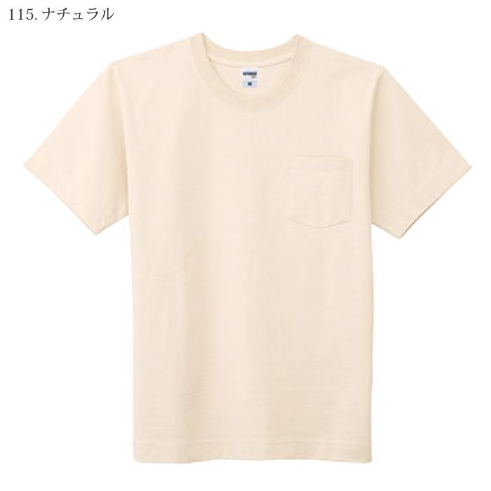 [LIFEMAX] MS1151 10.2オンスTシャツ(ポケットつき)