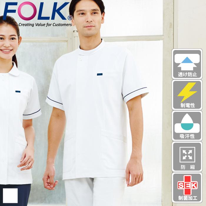 FOLK-1014CR 男子上衣