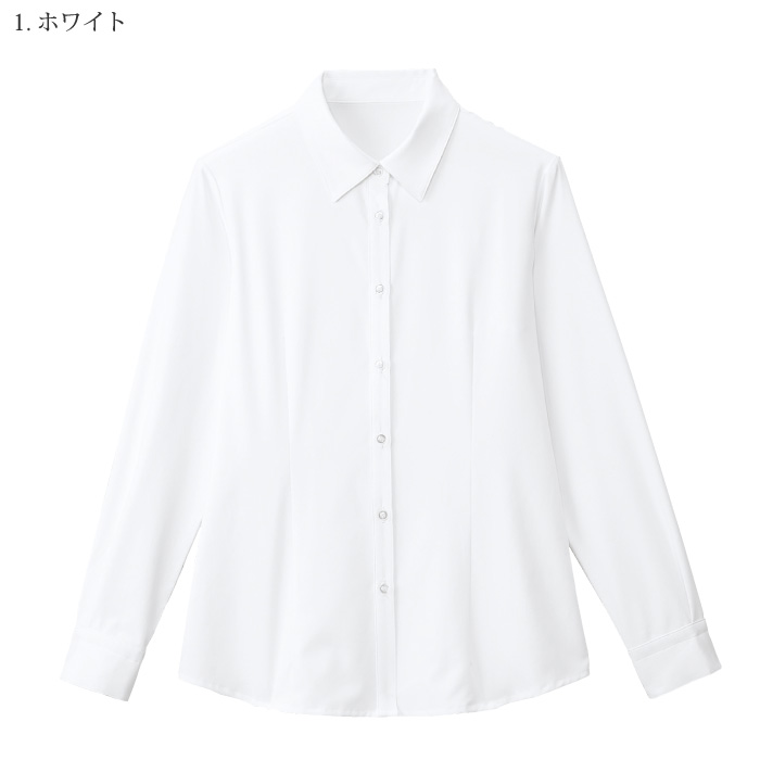 [nuovo] FB75577 長袖ブラウス