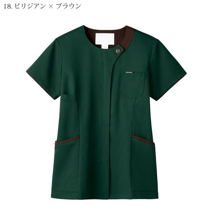 [FOLK] 7069SC レディスジップスクラブ