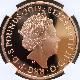 2019 英国 ロンドン塔コインコレクション 鍵の儀式 5ポンド金貨 プルーフ NGC PF 69 UC 準最高鑑定 完全未使用品 元箱付