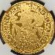 2018 オランダ ライオンダラー リストライク(再鋳貨) 金貨 NGC PF 70 UC FDOI 初鋳版 最高鑑定 完全未使用品
