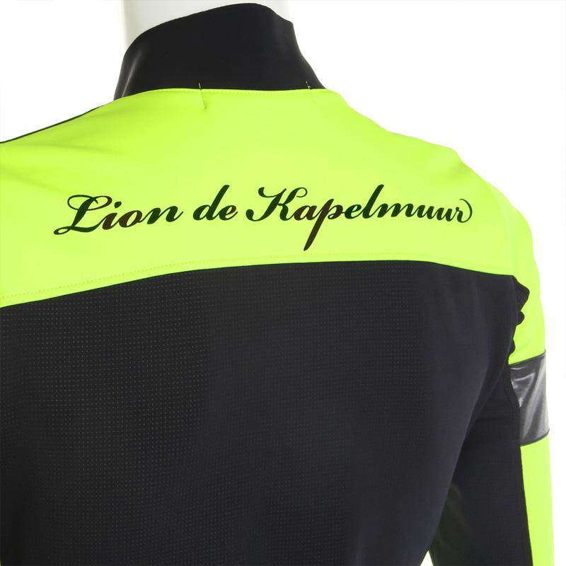 リオン・ド・カペルミュール プレミアムサーモジャケットEVO4 シャインイエロー レディース