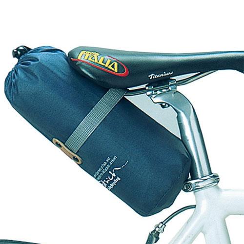 【輪行マニュアルプレゼント】オーストリッチ 輪行袋 ロード320 エンド金具付属 ネイビーブルー