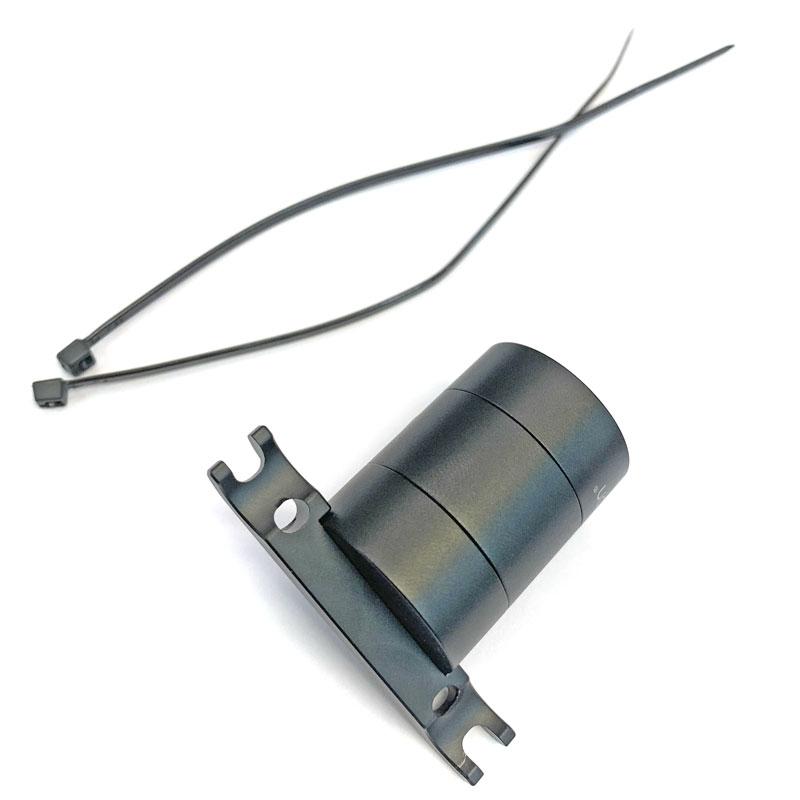【特急】ガシロン W10-BS リアライト USB充電 ブレーキ 対応加速度センサー搭載