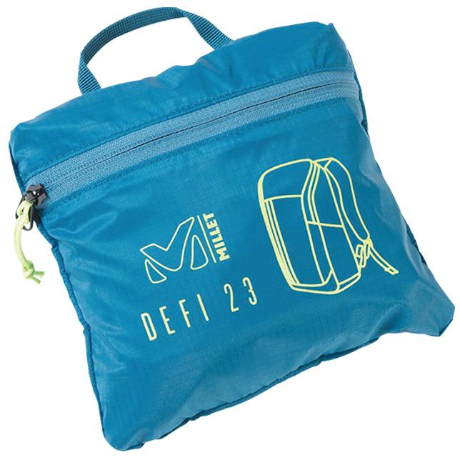 ミレー DEFI 23 コズミックブルー パッカブルバックパック