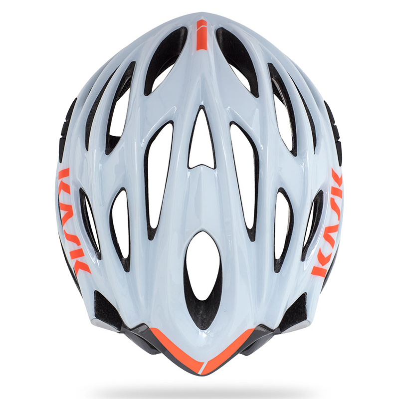 KASK MOJITO X ブラック/アッシュ/オレンジフルオ ヘルメット