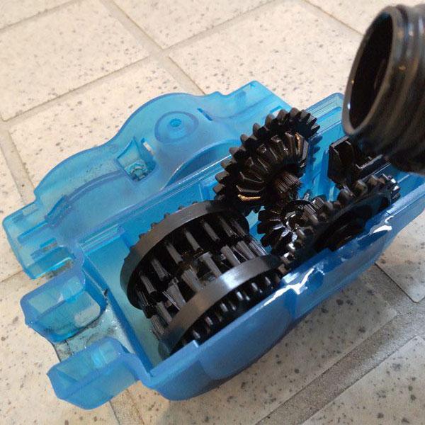 ライドオアシス デ ・ラ ・トレイル スタートアップキット 洗浄、潤滑オイル、洗浄機セット