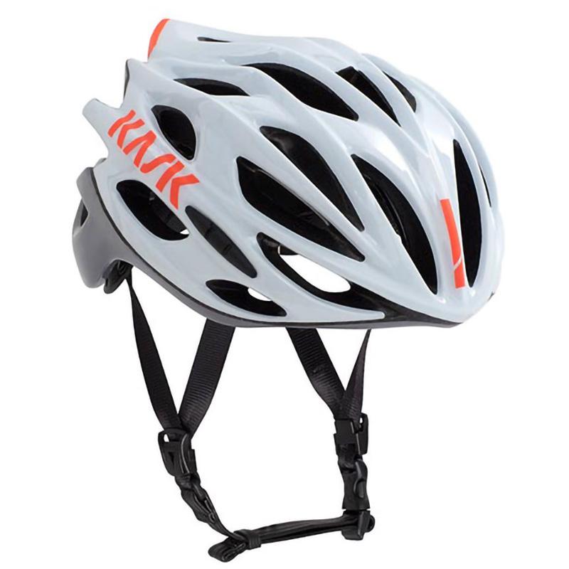KASK MOJITO X ライトブルー/ホワイト ヘルメット