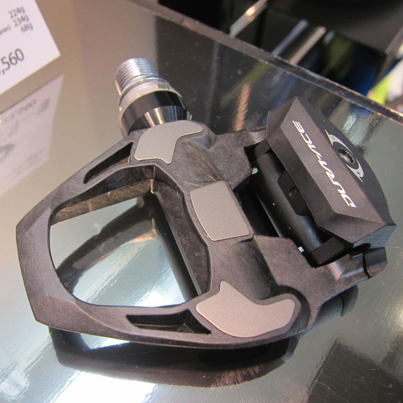 【特急】【SALE】シマノ デュラエース SPD-SLペダル PD-R9100-L (プラス4mm軸仕様)