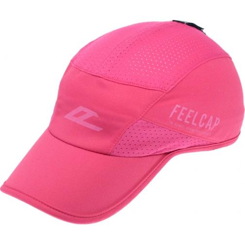 フィールキャップ X-HIGH PERFORMANCE CAP 720 Xピンク ランキャップ