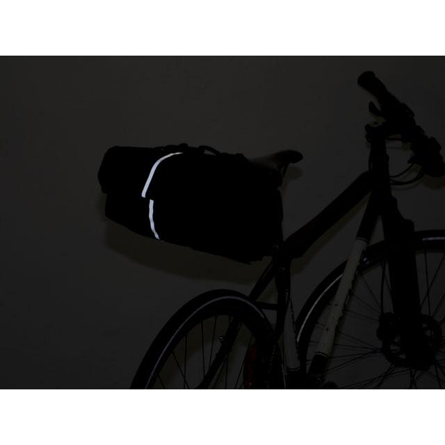 リンプロジェクト 【1050】 トラベルサドルバッグ14L ブラック