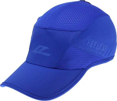 フィールキャップ X-HIGH PERFORMANCE CAP 720 Xブルー ランキャップ