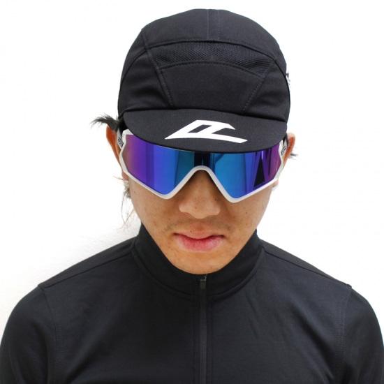 フィールキャップ LIGHT WEIGHT EVO CYCLING CAP スカイホワイト