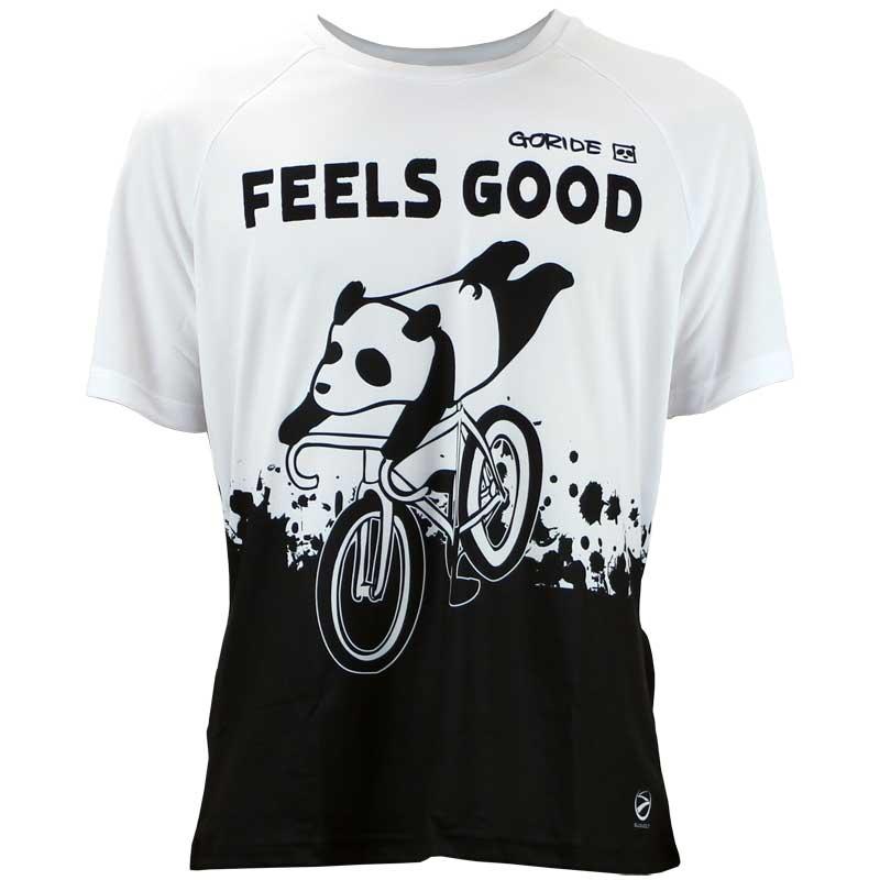 【代引不可】R250 GORIDE 3バックポケット付きTシャツ スーパーマンパンダ スプラッシュ 20210511