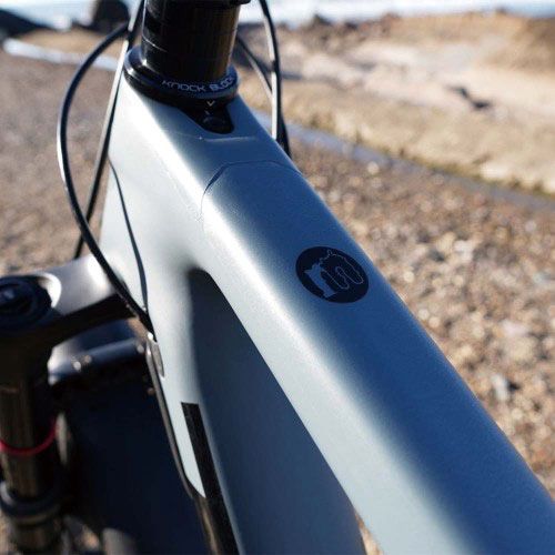 MUCKY NUTZ SKINZ FRAME PROTECTION CLEAR