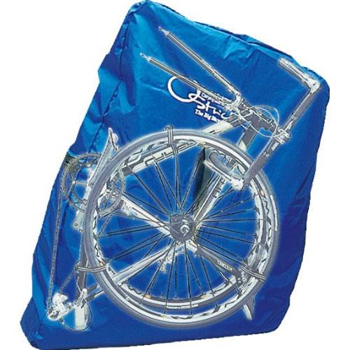 【輪行マニュアルプレゼント】オーストリッチ 輪行袋 ロード220 エンド金具付属 ブラック×1968ロゴ