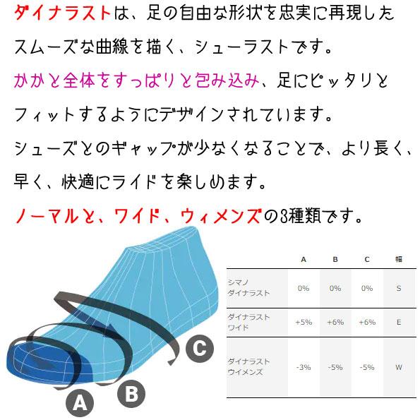 シマノ XC7(SH-XC701) ブラック ワイドタイプ SPD シューズ BOA