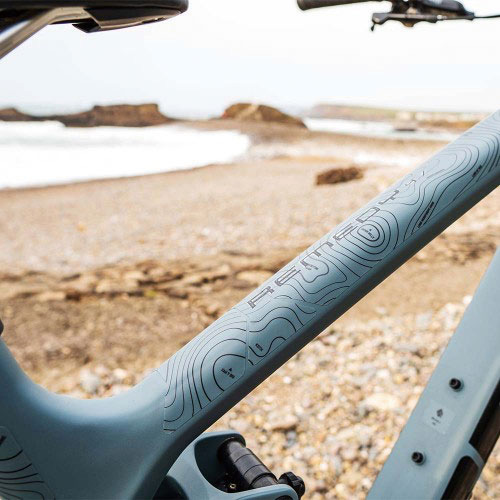 MUCKY NUTZ SKINZ FRAME PROTECTION CONTOURS