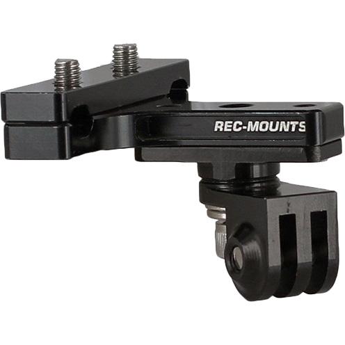 レックマウント REC-B30-R-GP 回転式サドルレールマウント Type1 GoPro用
