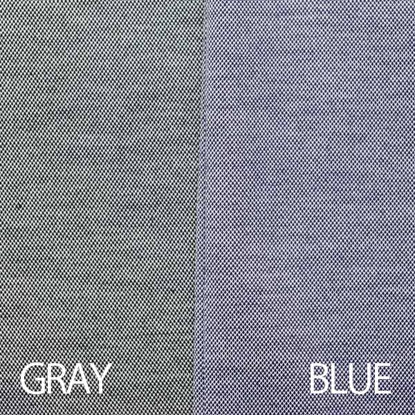 リンプロジェクト 【2150】 ジップポロ ブルー