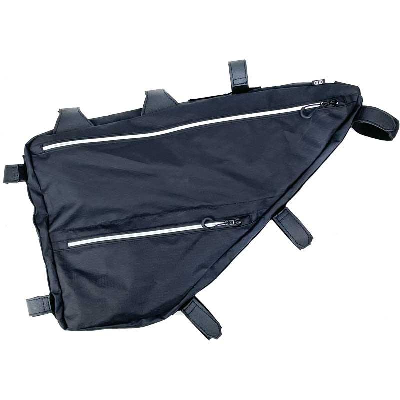 R250 フレームインナーバッグ フルサイズ アーガイル リップストップ ブラック