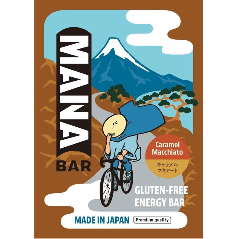 【M便】マナバー キャラメルマキアート味 1本